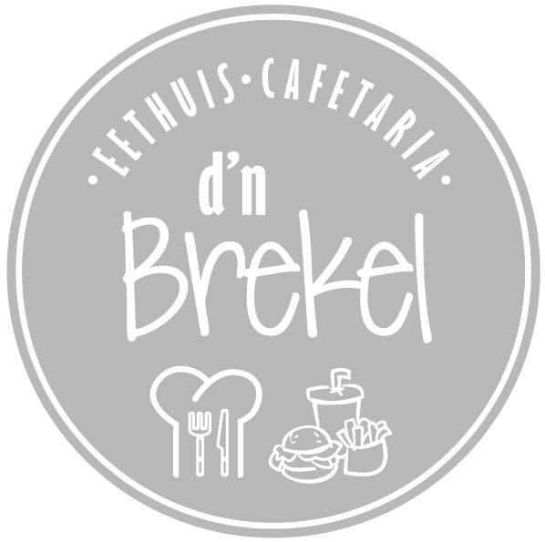Cafetaria d'n Brekel Logo